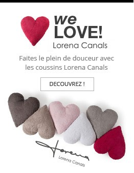 coussin Lorena Canals