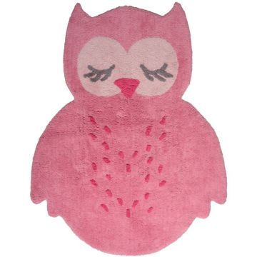 tapis enfant sweet pepa rose nattiot