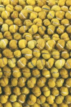 tapis cobble jaune- brink&campaman