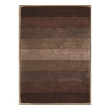 tapis moderne caesar angelo marron