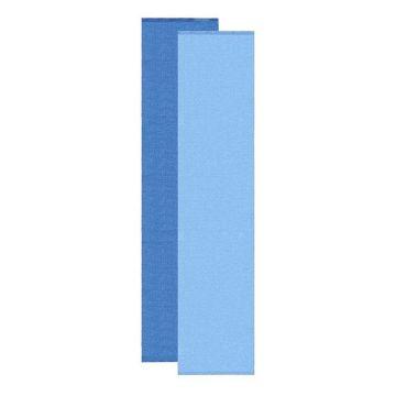 tapis de couloir sofie sjöström flip bleu