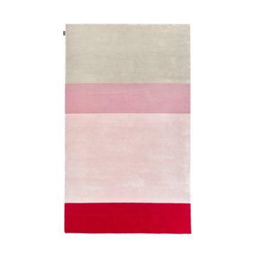 tapis moderne jean-françois d\'or rose angelo