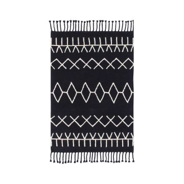 tapis enfant bereber black lorenal canals
