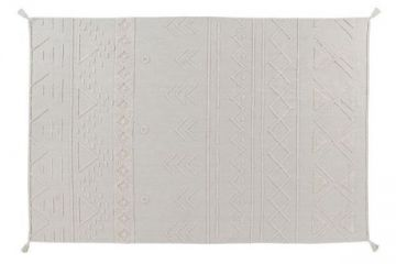 tapis lavable tribu natural xl 200 x 300 - lorena canals
