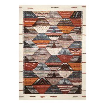 tapis modern berber multicolore wecon