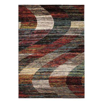 tapis wecon moderne arabian sands multicolore