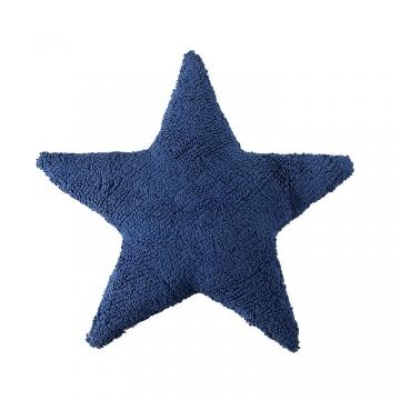 coussin enfant stars bleu lorena canals