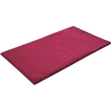 tapis de bain esprit rose softy