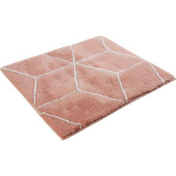 tapis de bain flair orange esprit