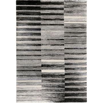 tapis moderne esprit wild stripes beige