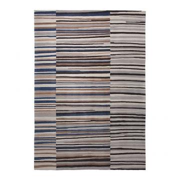 tapis seashore brun esprit home