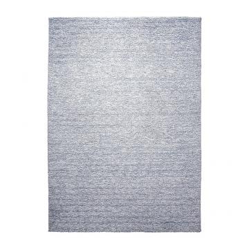 tapis shaggy bleu gris homie esprit home