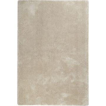 tapis shaggy relaxx beige sable esprit