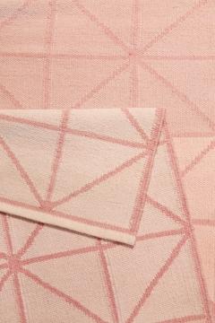 tapis winter noora kelim rose - esprit