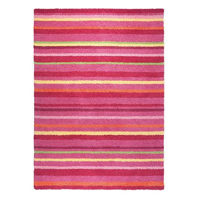 tapis funny stripes rose - esprit home