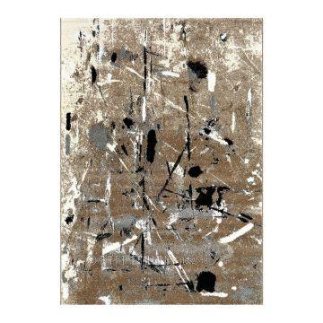 tapis moderne slam arte espina beige