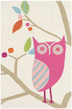 tapis what a hoot candy harlequin - avalnico