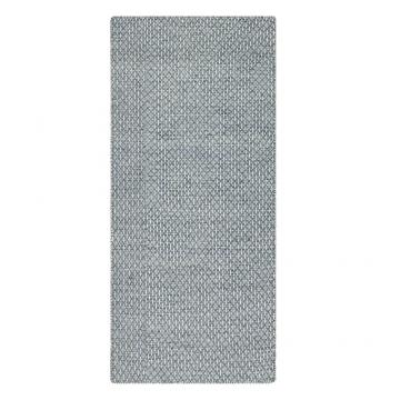 tapis de couloir bleu mic-mac angelo