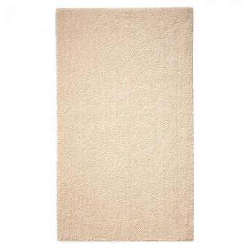 tapis de bain natural remedy beige esprit home