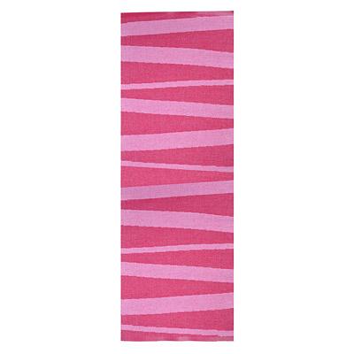 tapis de couloir sofie sjostrom design are zébré rose