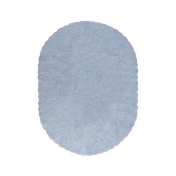 tapis enfant blonda bleu lorena canals