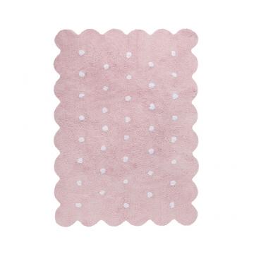 tapis enfant galleta rose lorena canals