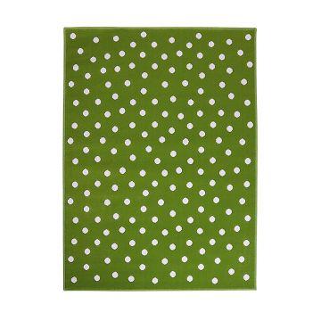 tapis lorena canalsdot vert