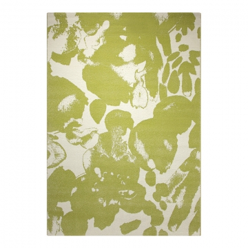 tapis energize vert - esprit home