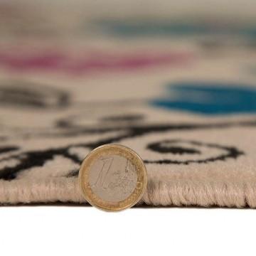 tapis flair rugs bohemia creme