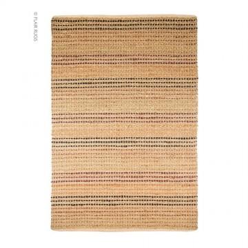 tapis flair rugs seagrass terracotta
