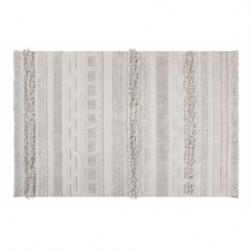 tapis lavable air natural 170x240 - lorena canals