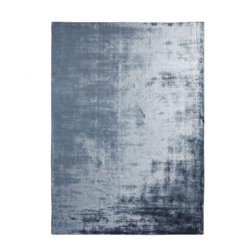 tapis shine bleu home spirit