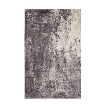 tapis moderne allegorie gris home spirit