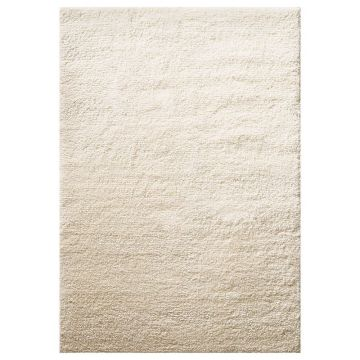 tapis down to earth moderne cuddly blanc