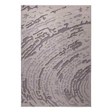 tapis moderne gris forest