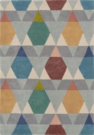 tapis vases estella gris- brink&campaman