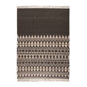 tapis moderne fanore gris the rug republic