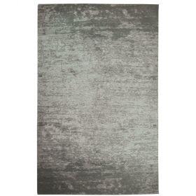 tapis moderne camaieu argent decoway
