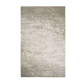 tapis moderne camaieu ecru decoway