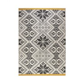 tapis moderne westbourne gris the rug republic