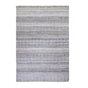 tapis moderne bleu bolivia the rug republic