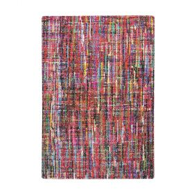 tapis moderne almonte multicolore the rug republic