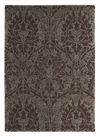 tapis autumn flowers handtufted - avalnico