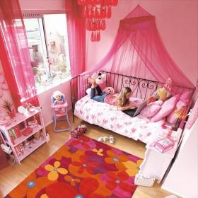 tapis colourful summer rose arte espina