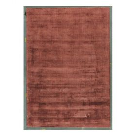tapis moderne erased rouge - angelo