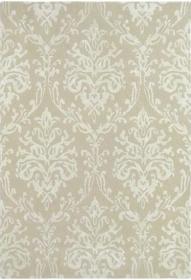 tapis riverside damask parchment sanderson - avalnico