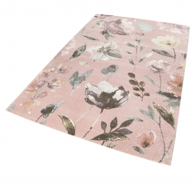 tapis summer breeze rose - wecon