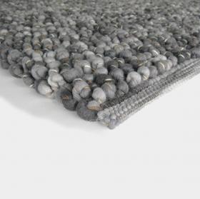 tapis cobble gris foncé - brink&campaman