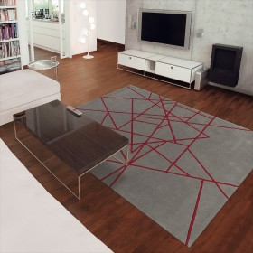 tapis gris arte espina kinetic
