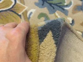 tapis lodden handtufted manilla - avalnico